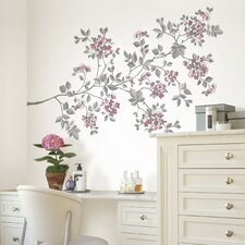 WallPops Cherry Blossom Large Wall Decal Kit