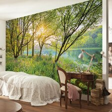 Komar Spring Lake Wall Mural