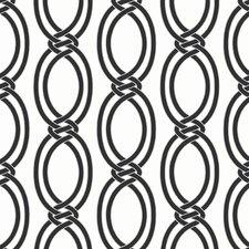 "Symetrie 33' x 20.5"" Infinity Geometric Stripe Wallpaper"