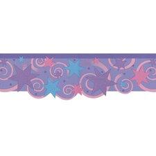 Kidding Around Stars and Swirl Wall Mural
