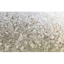 Window Decor Mosaic Cling Privacy Window Film
