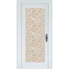 Window Decor Brushstrokes Door Window Film