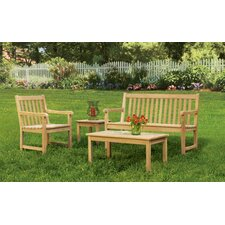 Classic 4 Piece Seating Group