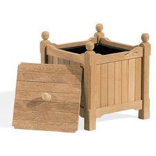 6 Gallon Wood Divot Box
