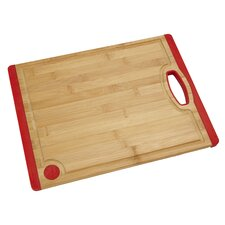 "Bamboo 12"" x 16"" Cutting Board"