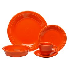 5 Piece Dinnerware Set