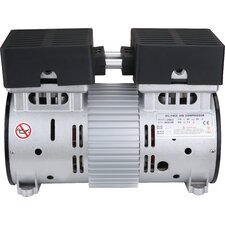 1 Hp Ultra Quiet/Oil-Free Air Compressor Motor