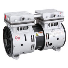 0.5 Hp Ultra Quiet/Oil-Free Air Compressor Motor