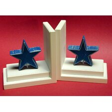 Pastel Star Book Ends (Set of 2)