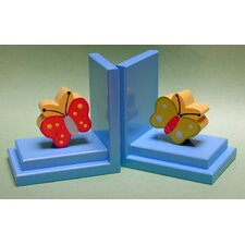 Butterfly Book Ends (Set of 2)