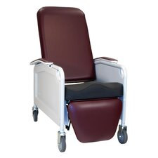 Three Position Lifecare Recliner without Tray