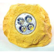 Power Sandstone Rock Spotlight (Set of 4)