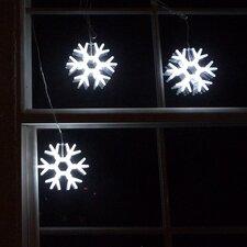 Gaint Snowflakes String Light