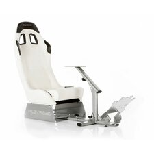 Evolution White Gaming Chair