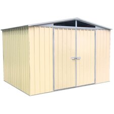 DayLite 10 Ft. W x 7 Ft. D Steel Garden Shed