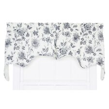 "Winston 2 Piece Empress Lined Swag 70"" Curtain Valance Set"