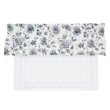 "Winston Floral Print Tailored 70"" Curtain Valance"