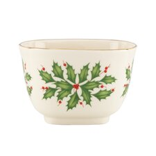 Holiday Nut Bowl (Set of 4)