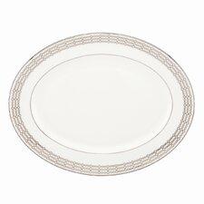 Embraceable Oval Platter
