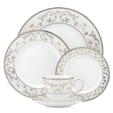 Opal Innocence Silver Dinnerware Collection