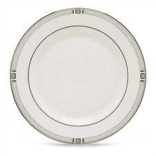 """Westerly Platinum 6"""" Butter Plate (Set of 2)"""