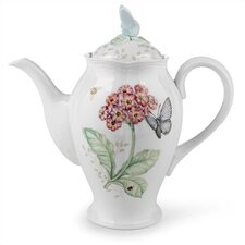 Butterfly Meadow Coffee Server with Lid
