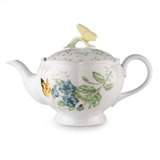 Butterfly Meadow 1.5-qt. Teapot with Lid