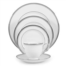 Pearl Platinum Dinnerware Collection