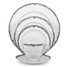 Coronet Platinum Dinnerware Collection
