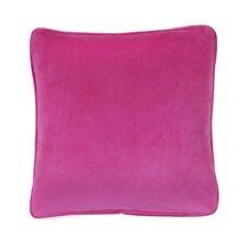 Flower Fantasy Cotton Throw Pillow