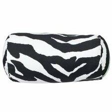 Zebra Neckroll Bolster Pillow