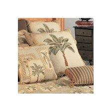 Palm Grove Cotton Euro Pillow