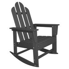 Long Island Adirondack Rocking Chair