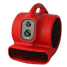 Mini Air Mover with Daisy Chain and 3-Hour Timer