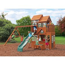 Mount Forest Lodge Swing Set