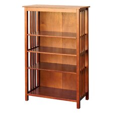 "Hollydale 50"" Standard Bookcase"