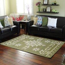 Bahamas Sage Green Indoor/Outdoor Area Rug