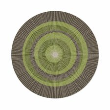 Eccentric Green/Sable Area Rug