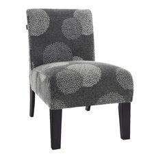 Deco Sunflower Slipper Chair (Set of 2)