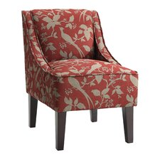 Marlow Bardot Swoop Slipper Chair