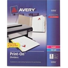 Print-On Divider (Set of 2)