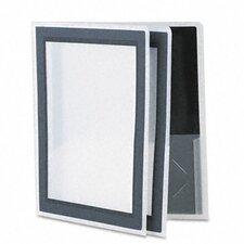Flexi-View Two-Pocket Folders