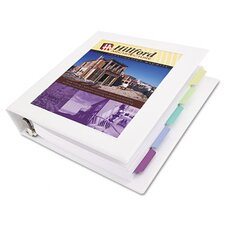 Framed View Binder with One Touch EZD Rings
