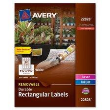 Durable Label