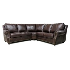 Solomon Leather Sectional