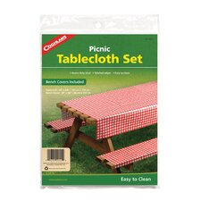 Picnic Tablecloth Set