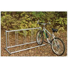 5 Bike Single Entry Rack