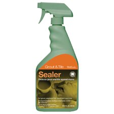 Grout and Tile Sealer 24 Oz (Set of 3)