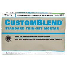 Custom Blend Thin-Set Mortar 50lb