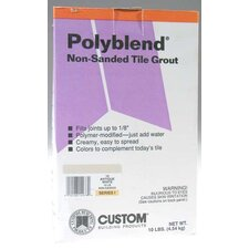Polylend Non-Sanded Tile Grout (Set of 4)